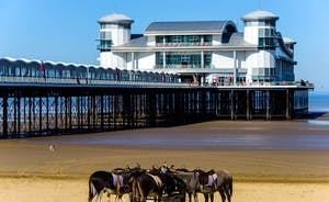 The New Pier At Weston-super-Mare