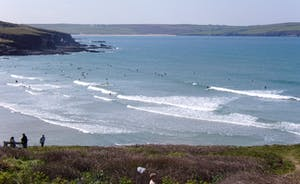 Polzeath Surf