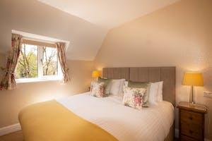 Bedroom 4 redecorated 2021