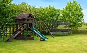 Play area for the children