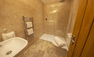 Beaverbrook 20 - Bedroom 3 en suite, with a well-sized walk-in shower