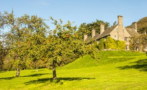 Bossington Hall - Come in the summer and see the apples ripening on the bough