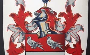 Bidlake family coat of arms