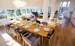 Pitmaston House - A large and sociable open plan living area - great for gathering friends and family