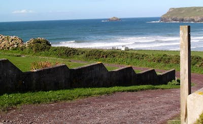 Short Breaks at Family Beach House, Tristram Cliff, Polzeath