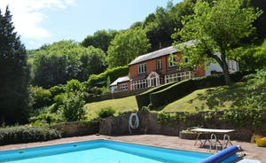 Riversdale Lodge Outside Pool