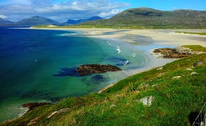 Seilebosd Beach, South Harris