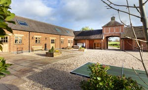 From former Victorian stable block to top notch holiday accommodation