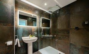 Churchill 30 - Bedroom 2 has an en suite shower room