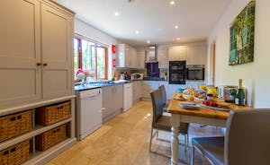 Thorncombe - A lovely modern kitchen