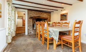Harmony Cottage Dining Room