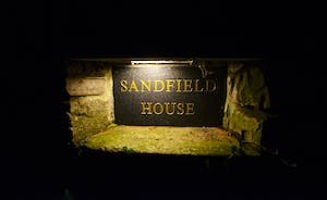 Sandfield House - A world of your own in the Somerset countryside