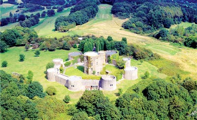Short Breaks at Walton Castle