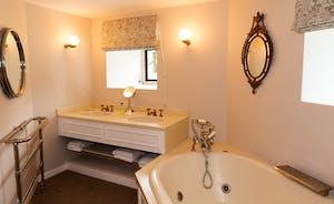 Bathroom for Lower Groundfloor bedrooms