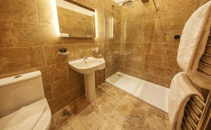 Beaverbrook 30 - All ensuites are crisp and fresh, with ample showers