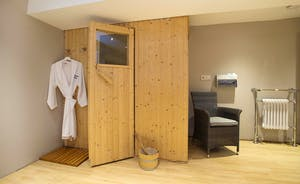 Sandfield House - Ample opportunity to completely unwind - there's even a sauna