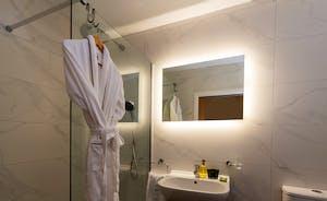 Churchill 30 - Bedroom 10 has an en suite shower room