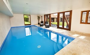 Coat Barn - A fantastic indoor heated swimming pool