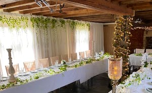 Top table for that special wedding stay