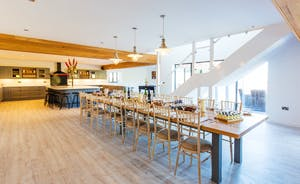 The Granary - Wow! Just imagine a huge celebratory feast in that vast kitchen/dining space!