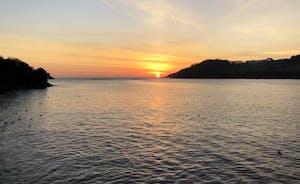New Years Sunset at Wonwel Beach