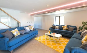 Shires - A colourful and contemporary snug