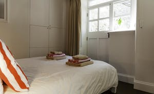 Bedroom 3 with ensuite on the first floor