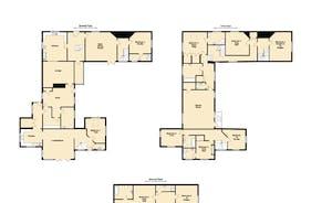 Lowe Farmhouse Floorplan
