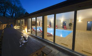 Beaverbrook 20 - Have a late night swim; sit on the patio beneath the stars