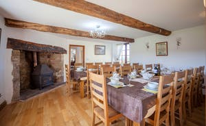Lowe Farmhouse Dining Room