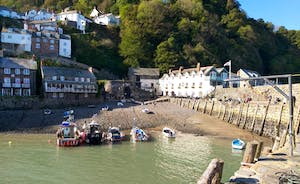 Clovelly , North Devon