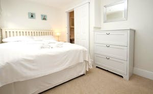 Ground Floor Ensuite Double Bedroom