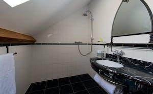 Dustings - Bedroom 1 has an en suite wet room