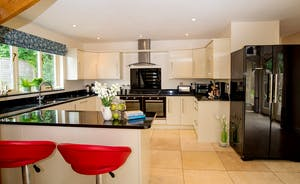 Foxcombe - A well equipped modern kitchen with all the facilities you need to create a scrumptious celebration feast