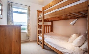 Bedroom 4 – Bunk beds