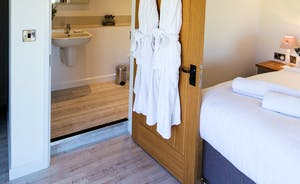 The Granary - Bedroom 2 has a lovely en suite shower room