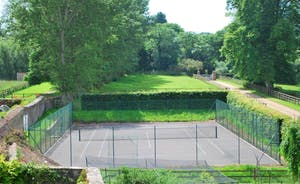 Tennis Court & Grounds
