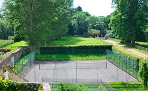 Tennis Court & Grounds