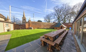 Beaverbrook 20 - Nice and private, with a view of the church across the lane