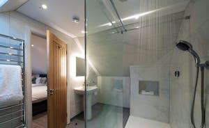 Churchill 30 - Bedroom 4 has an en suite shower room