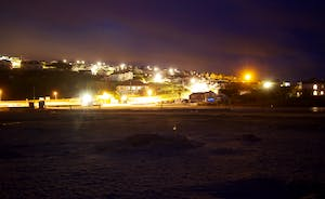Polzeath at night