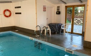 Indoor Swimming Pool , perfect for the family to enjoy