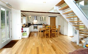 Pipits Retreat, Stonehayes Farm: Everything you need for your holiday in the Devon countryside