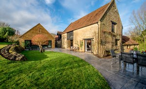 Kingshay Barton - Family holidays in the Somerset countryside