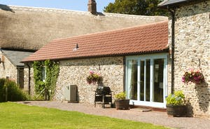 Whinchat Barns - Dippers Rest: Beautiful self-catering holidays in the Devon countryside