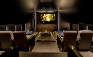 Kingshay Barton - You'll even have your own private cinema!