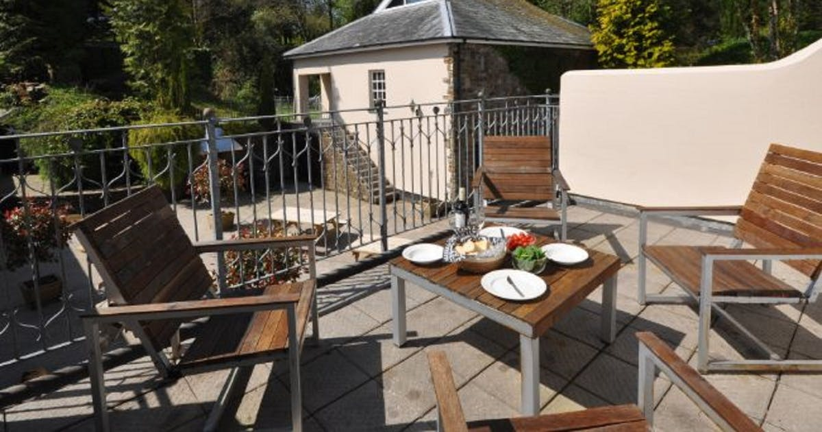 Restaurants Number Five Corffe Cottages Devon Corffe