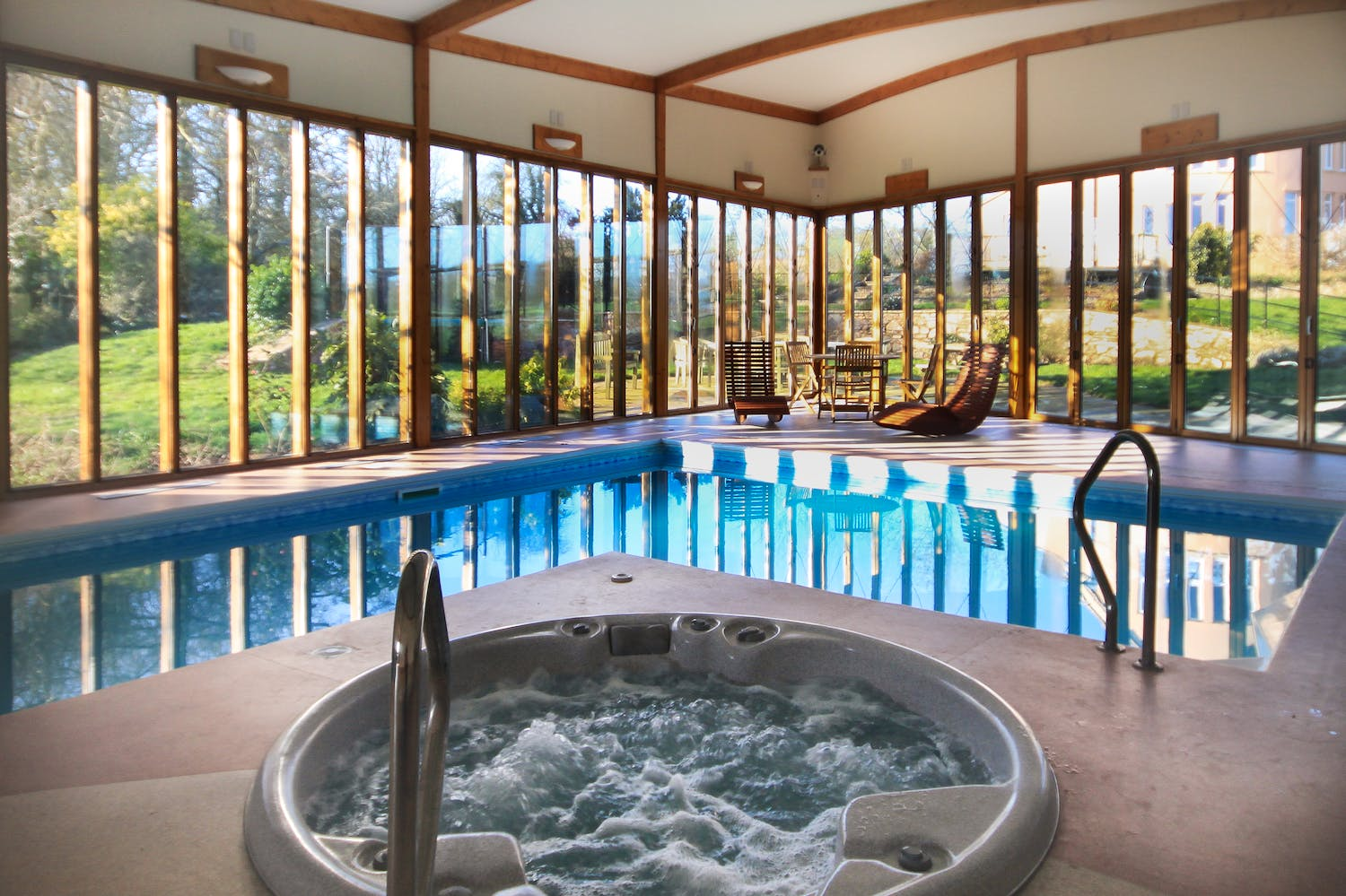 Large Holiday Cottage With An Indoor Pool Holiday Ideas The Cottage Beyond