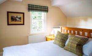 Forest House Bedroom 7, Double en suite