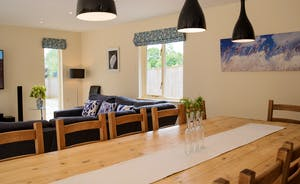 Foxcombe - A big open-plan living space means you can all be sociable together